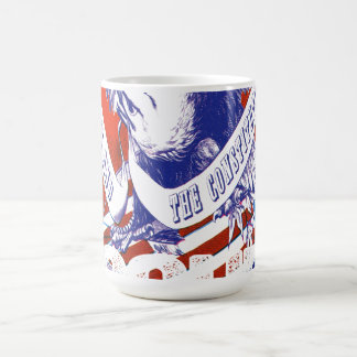 Oxygentees Occupy Wall Street Classic White Coffee Mug