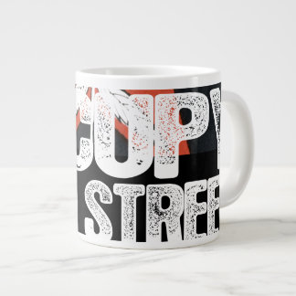Oxygentees  Occupy Wall Street Specialty Mug Extra Large Mug