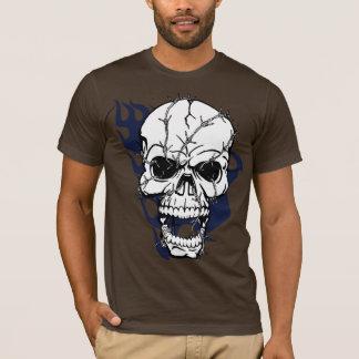 Oxygentees Off Road Moto Skull T-Shirt
