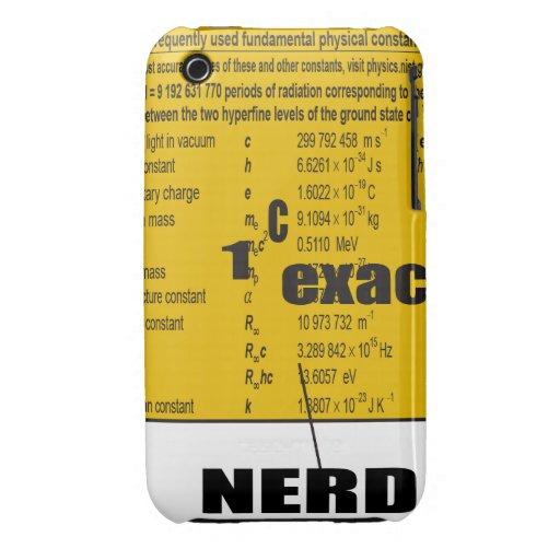 Oxygentees Periodic Table iPhone 3 Case