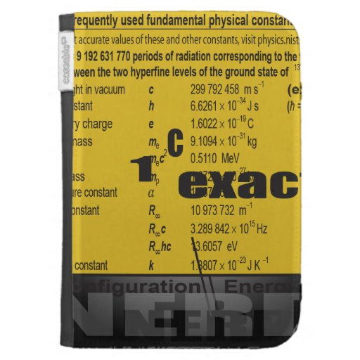 Oxygentees  Periodic Table Caseable Kindle Folio Kindle Keyboard Cases