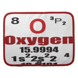 Oxygentees Periodic Table Folio Organizer