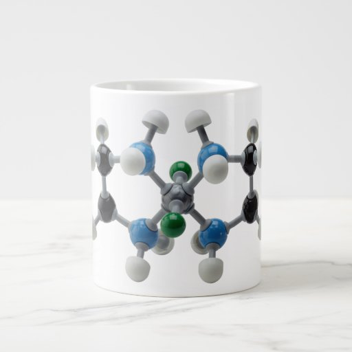 Oxygentees Science Nerd Jumbo Mug