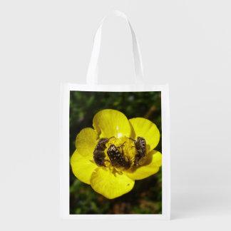 Oxythyrea Funesta Beetles Reusable Bag