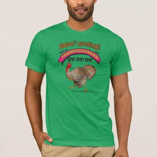 oy!oy!oy! Thanksgivukkah T-Shirt