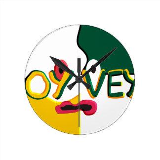 Oy Vey Wall Clock