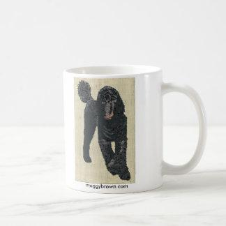 Oynx Poodle Mug
