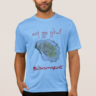 Oyster calories calculator by LaGuamayanie© T-Shirt
