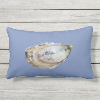 Oyster Lumbar Pillow - Designs A & C