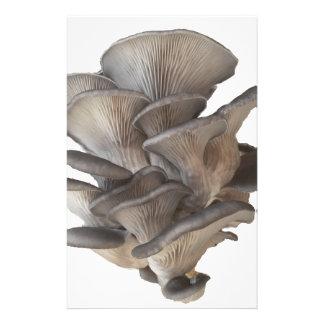 Oyster Mushroom Custom Stationery