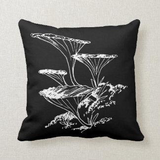 Oyster Mushroom Pillow