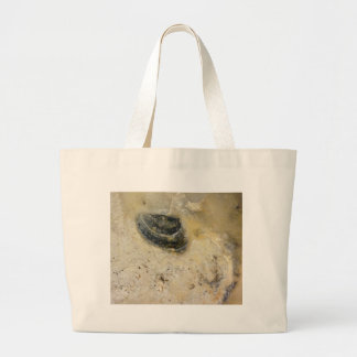 Oysters Large Tote Bag