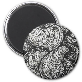 OYSTERS MAGNET