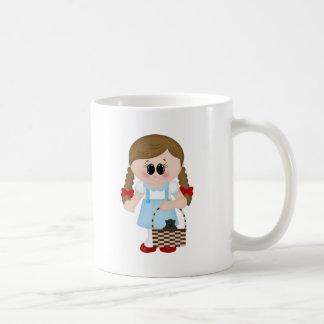 oz dorothy and toto coffee mug