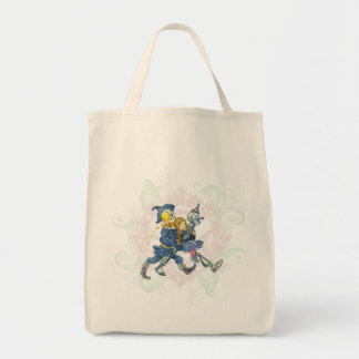 Oz - Dorothy, Scarecrow & Nick Chopper Bag