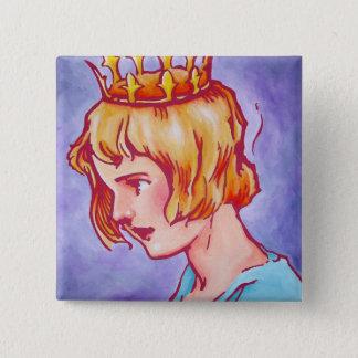 Oz Pinback - Dorothy 15 Cm Square Badge