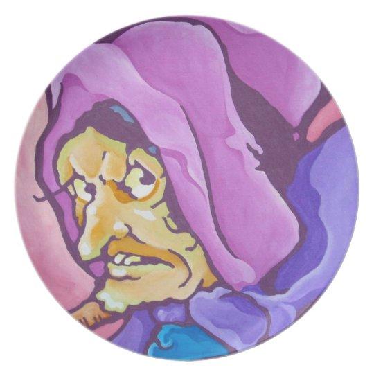 Oz Plate - Mombi