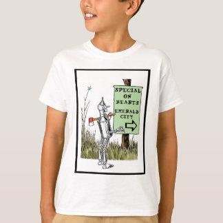 Oz - Tin Man T-Shirt