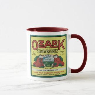 Ozark Strawberries Mug