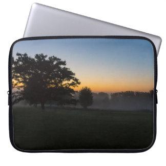 Ozarks August Dawn Laptop Sleeve