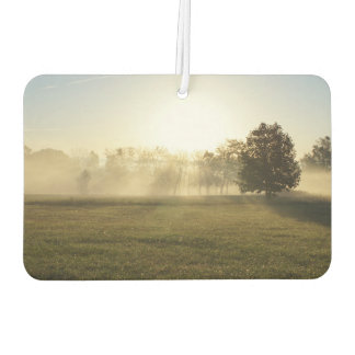 Ozarks Morning Fog Car Air Freshener