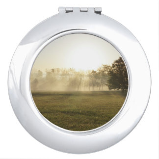 Ozarks Morning Fog Compact Mirrors