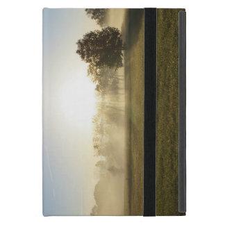 Ozarks Morning Fog Cover For iPad Mini