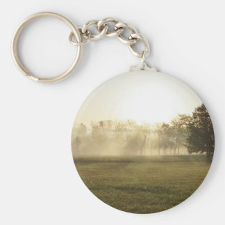 Ozarks Morning Fog Key Ring