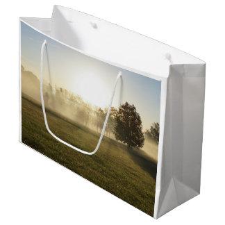 Ozarks Morning Fog Large Gift Bag