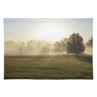 Ozarks Morning Fog Placemat