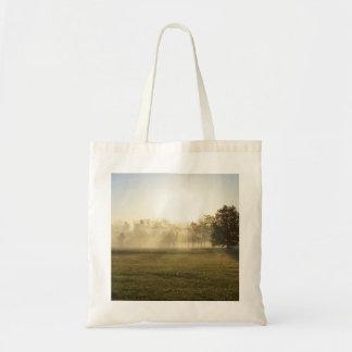 Ozarks Morning Fog Tote Bag