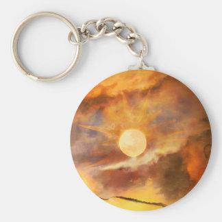 Ozymandias.jpg Basic Round Button Key Ring