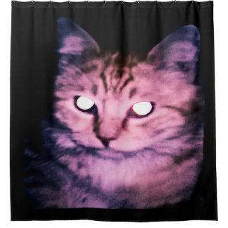 Ozzy Mandias Shower Curtain