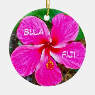P0000104_lzn, bula, fiji round ceramic decoration