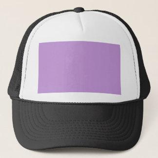 P07 Enchantingly Exquisite Purple Color Trucker Hat