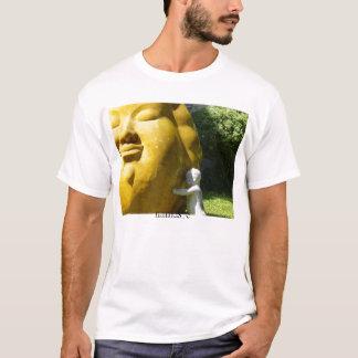 P1010165, namaste - Customized T-Shirt