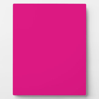P22 Love That Magenta! Pink Color Photo Plaques