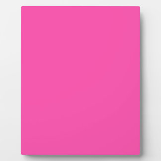 P25 Fancy That Magenta! Pink Color Display Plaques