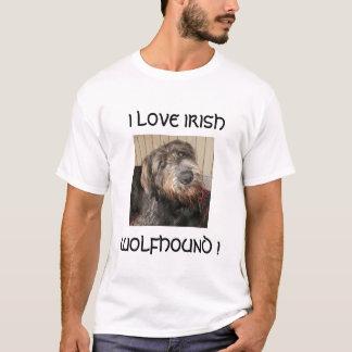 P3030030, I COILS IRISH, WOLFHOUND! T-Shirt