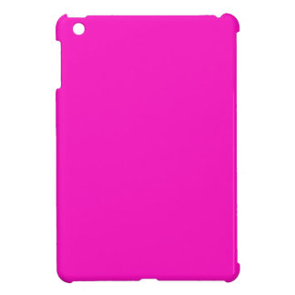P35 Stunningly Vivacious Pink Color Cover For The iPad Mini