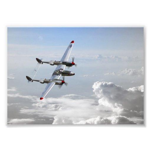 P38 Patrol Photo