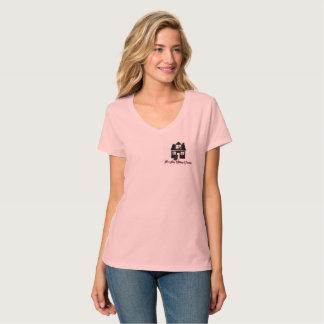 P3 Pet Sitting Services 72marketing vneck shirt