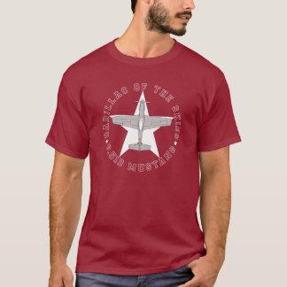 p51 cadillac of the skies #6 T-Shirt