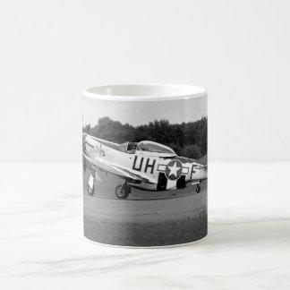 """P51 Mustang """"Sally"""" X Coffee Mug"""