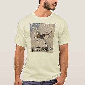 P51 Warbird T Shirt