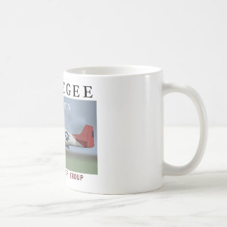 P51D 332nd Fighter Group Coffee Mug