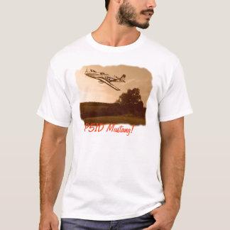P51D Mustang T Shirt
