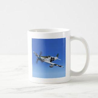 P51Mustang WW2 Fighter Plane Mug