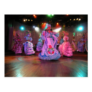 P7070157 Cuban Dance Performance Postcard