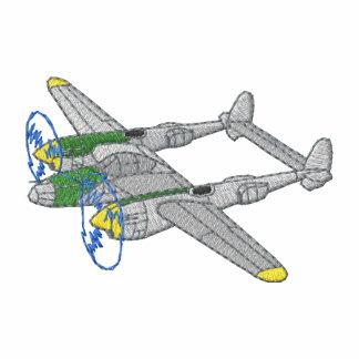 P-38 Lightning Embroidered Shirt